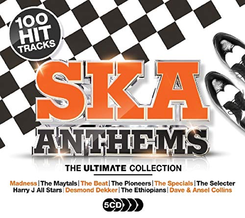 Various Artists - Ultimate Ska Anthems By Various Artists