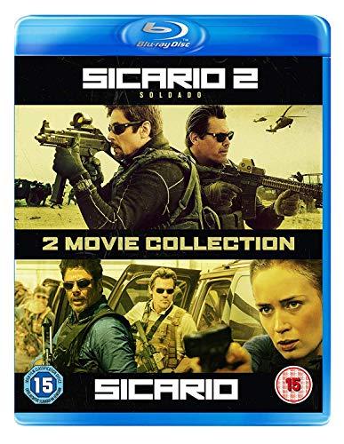 Sicario / Sicario 2: Soldado - 2 Movie Collection