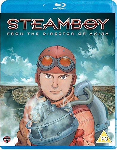 Steamboy - Blu-ray