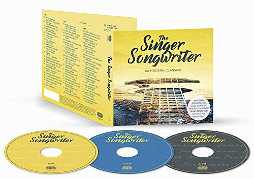 Various Artists - The Singer Songwriter By Various Artists