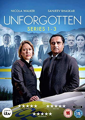 Unforgotten The Complete Series 1 - 3