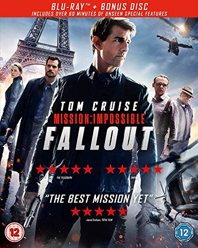 Mission: Impossible - Fallout (Blu-ray + Bonus Disc)
