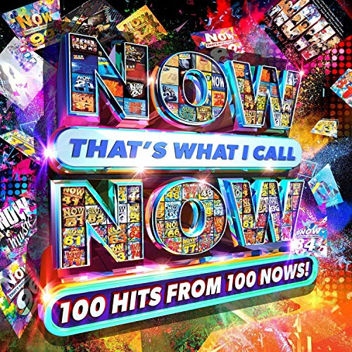 Various Artists - NOW That's What I Call NOW By Various Artists