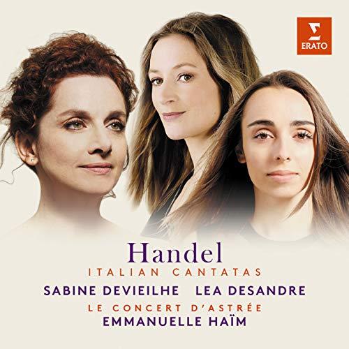 Sabine Devieilhe - Handel - Italian Cantatas (Aminte e Fillide, Lucrezia, Armida abbandonata) By Sabine Devieilhe