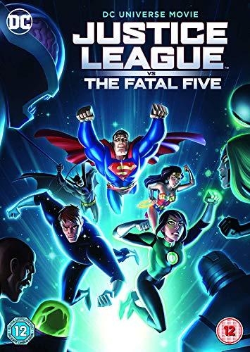 Justice League Fatal Five