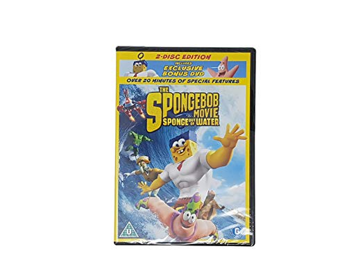 The Spongebob Movie - Sponge out of Water (2 disc edition - Bonus DVD!)