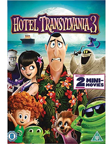 Details about Hotel Transylvania 3 [DVD] [2018] - DVD KPVG The Cheap Fast  Free Post