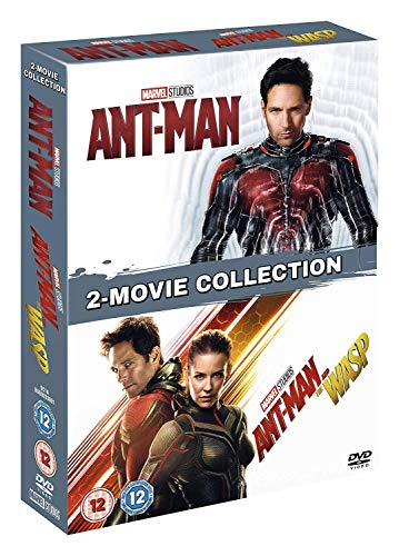 Ant-Man 1 & 2 Double pack