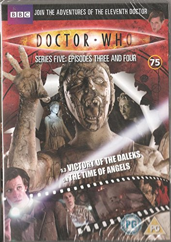 Doctor Who - DVD files #75 Series Five: Episodes Three and Four 5.3 Victory of the Daleks 5.4 The Ti
