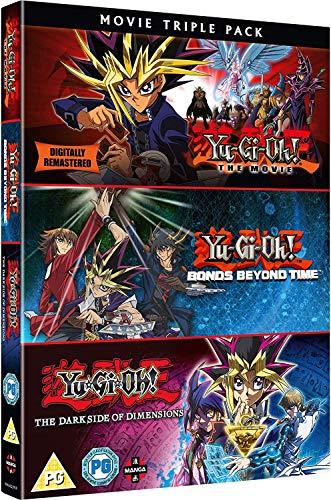 Yu-Gi-Oh! Movie Triple Pack