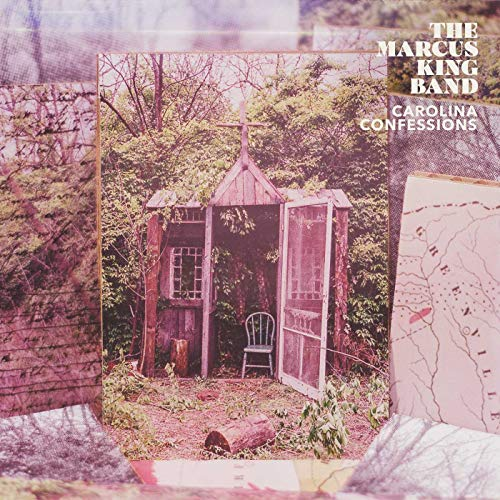 The Marcus King Band - Carolina Confessions By The Marcus King Band