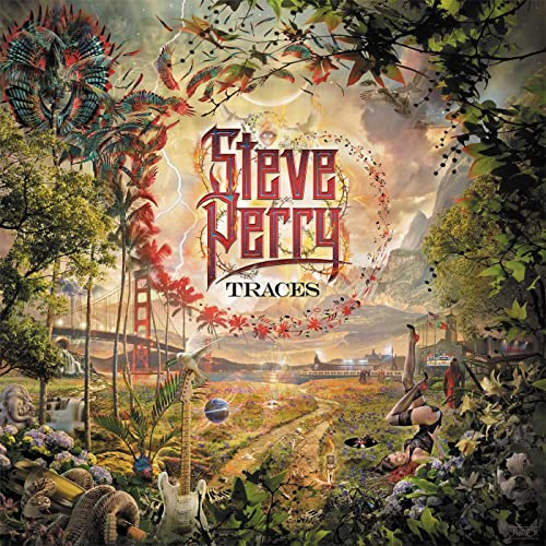 Steve Perry - Traces By Steve Perry