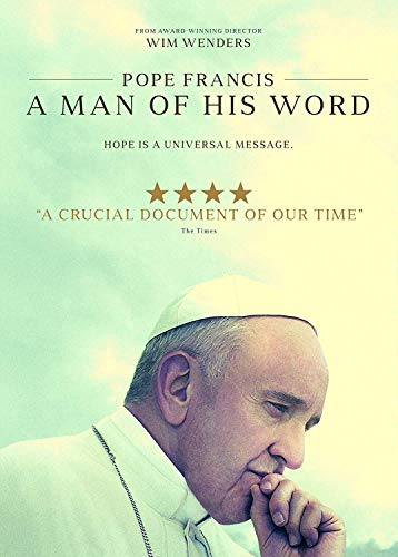 Pope Francis: A Man of His Word (DVD)