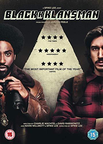BlackkKlansman (DVD)
