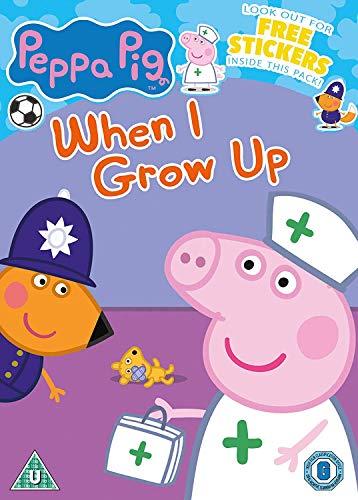 PEPPA PIG - WHEN I GROW UP DVD