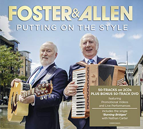 Foster & Allen - Putting On The Style By Foster & Allen