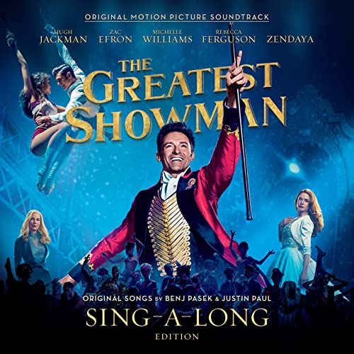 The Greatest Showman (Original Motion Picture Soundtrack) - The Greatest Showman: Original Motion Pi By The Greatest Showman (Original Motion Picture Soundtrack)