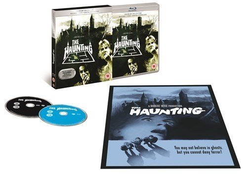 The-Haunting-The-Premium-Collection-bluray-dvd-CD-VBVG-FREE-Shipping