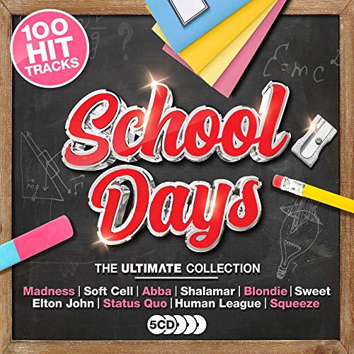 Ultimate School Days By Various Artists