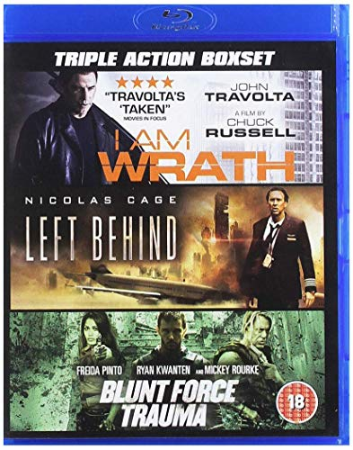 The Ultimate Action Boxset Blu-ray