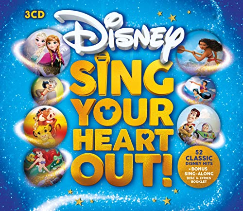 Various Artists - Sing Your Heart Out Disney By Various Artists