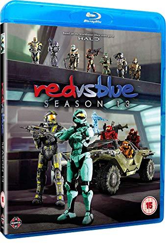 Red vs Blue: Season 13 - Blu-ray