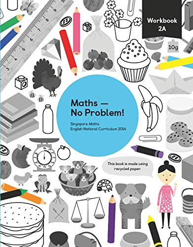 Maths - No Problem! Workbook 2A By Dr. Yeap Ban Har