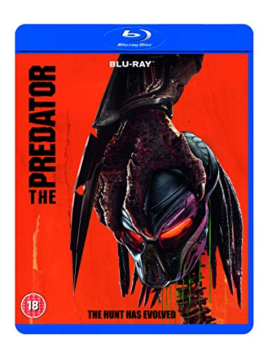 The Predator BLU-RAY