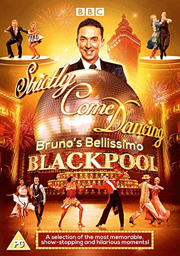 Strictly Come Dancing - Bruno's Bellissimo Blackpool
