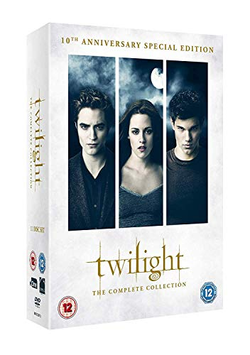 The Twilight Saga - The Complete Collection: 10th Anniversary Special Edition