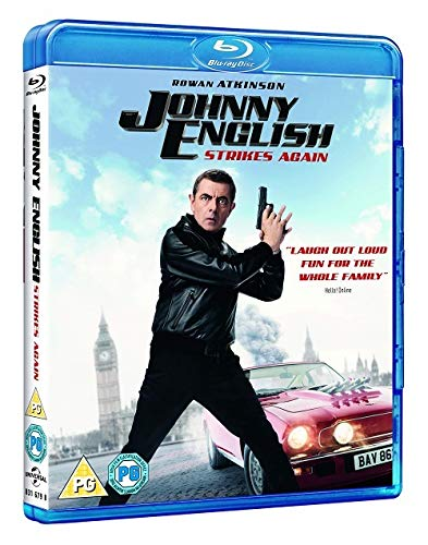Johnny English Strikes Again (Blu-Ray)