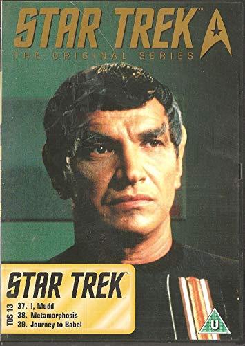 Star Trek - The Original Series - TOS 13 Episodes 37 38 39 Collector's Edition