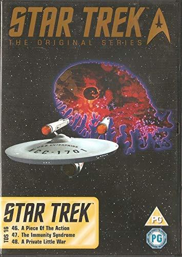 Star Trek - The Original Series - TOS 16 Episodes 46 47 48 Collector's Edition