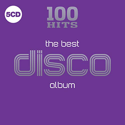 Various Artists - 100 Hits - The Best Disco Album By Various Artists
