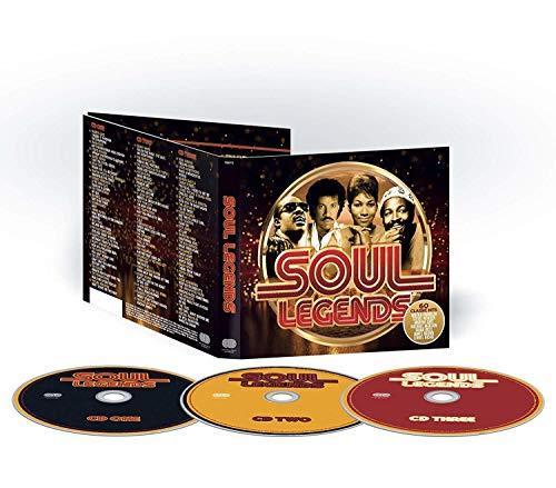 Soul Legends: By Various Artists