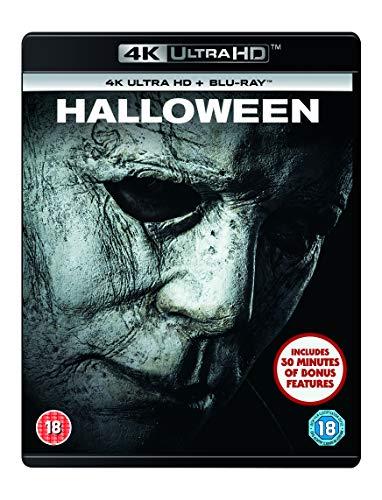 Halloween (4K Ultra HD + Blu-ray + Digital Copy)