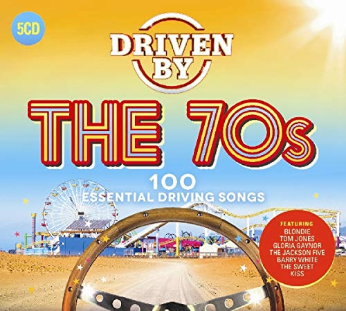Various Artists - Driven By The 70s By Various Artists