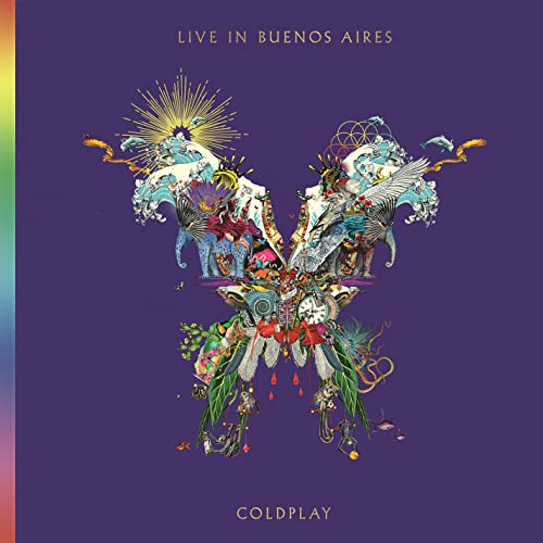 Live in Buenos Aires: By Coldplay