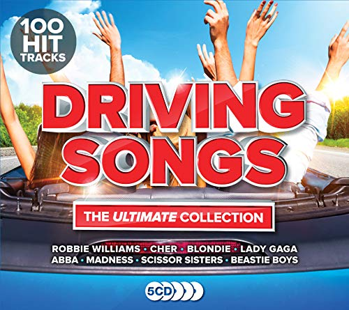 Various Artists - Ultimate Collection: Driving Songs By Various Artists