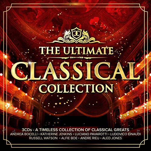 Various Artists - The Ultimate Classical Collection By Various Artists