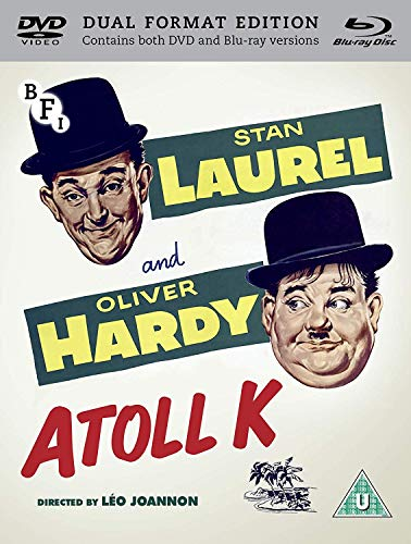 Atoll K (DVD + Blu-ray)