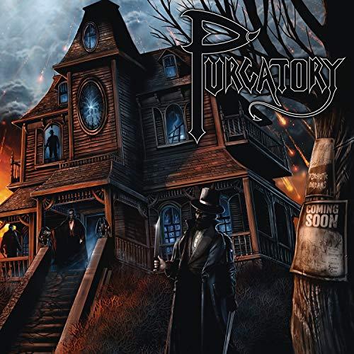Jon Schaffer's Purgatory - Purgatory - EP By Jon Schaffer's Purgatory