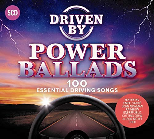 Various Artists - Driven By Power Ballads By Various Artists
