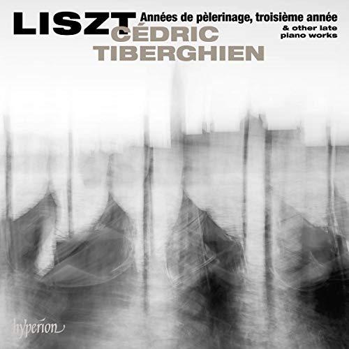 Cédric Tiberghien - Liszt: Annees De Pelerinage