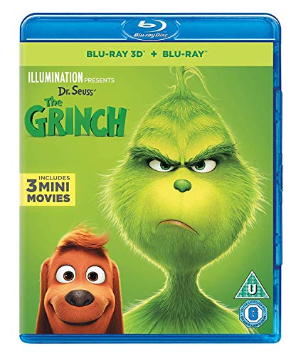 The Grinch (3D + Blu-ray)