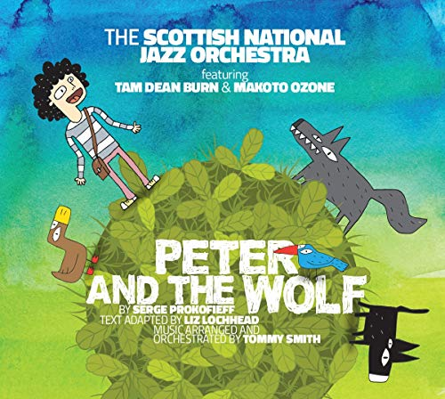 Tam Dean Burn - Peter And The Wolf By Tam Dean Burn