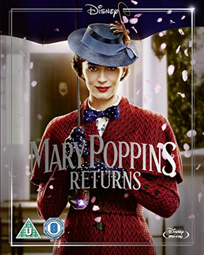 Mary Poppins Returns Blu-ray (Includes Sing-Along Version)