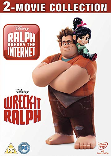 Wreck-It Ralph and Ralph Breaks the Internet Duopack