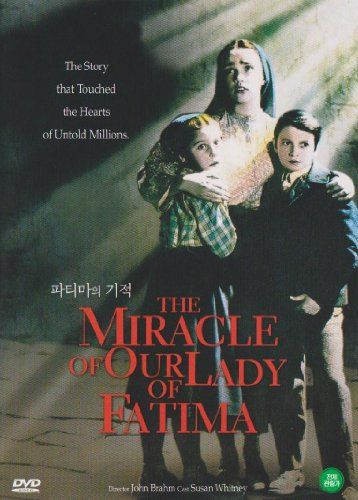 The Miracle of Our Lady of Fatima (1952) UK Region 2 compatible ALL REGION DVD a.k.a. Miracle Of Fat