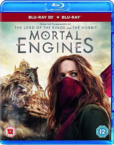 Mortal Engines (Blu-ray + 3D + Digital Download)